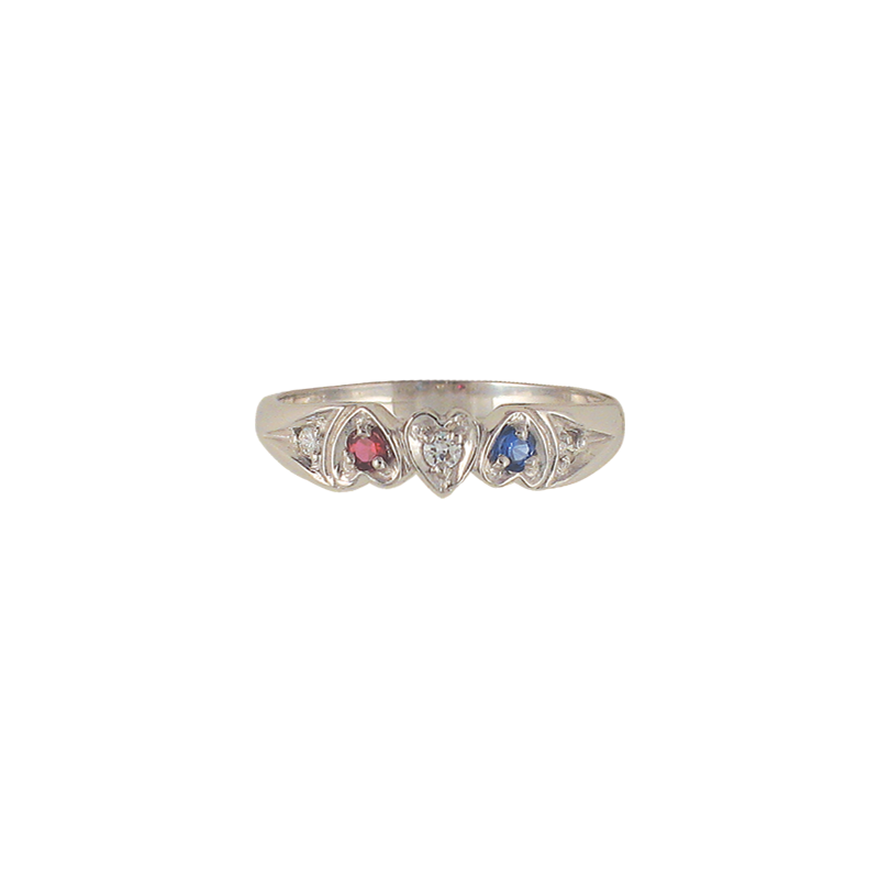 Cadman Catalog Family Ring F2541