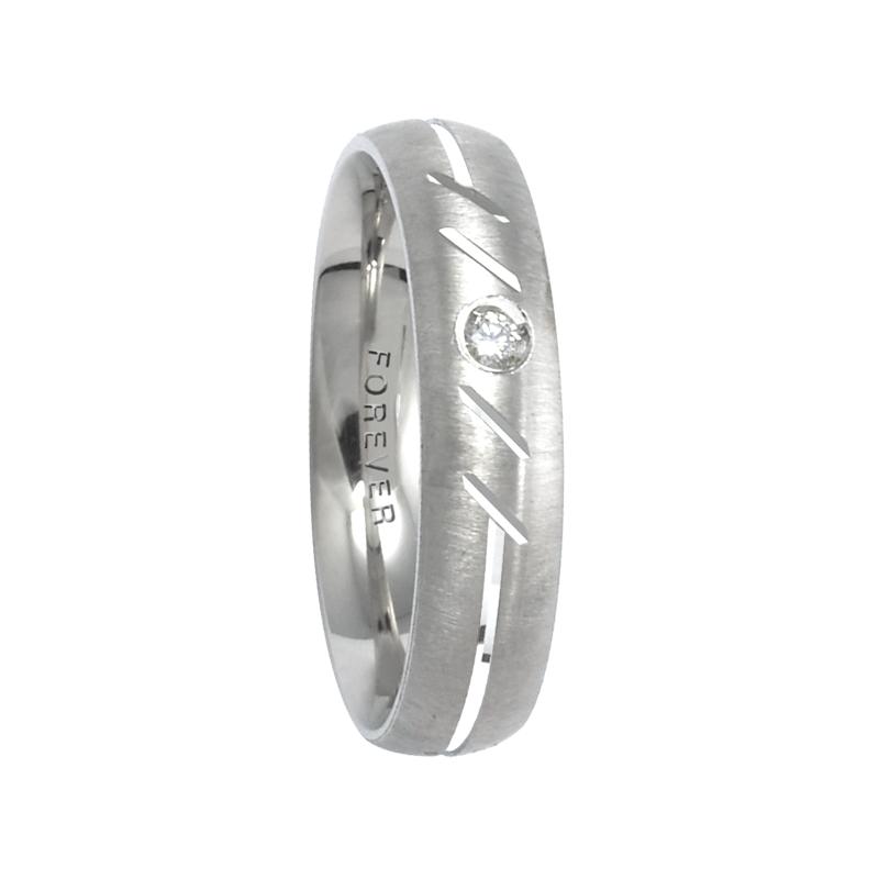 Cadman Catalog 5mm 1T026 Mens Comfort Curve Wedding Band