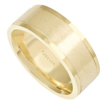 7mm 1T006 Ladies Comfort Curve Wedding Band