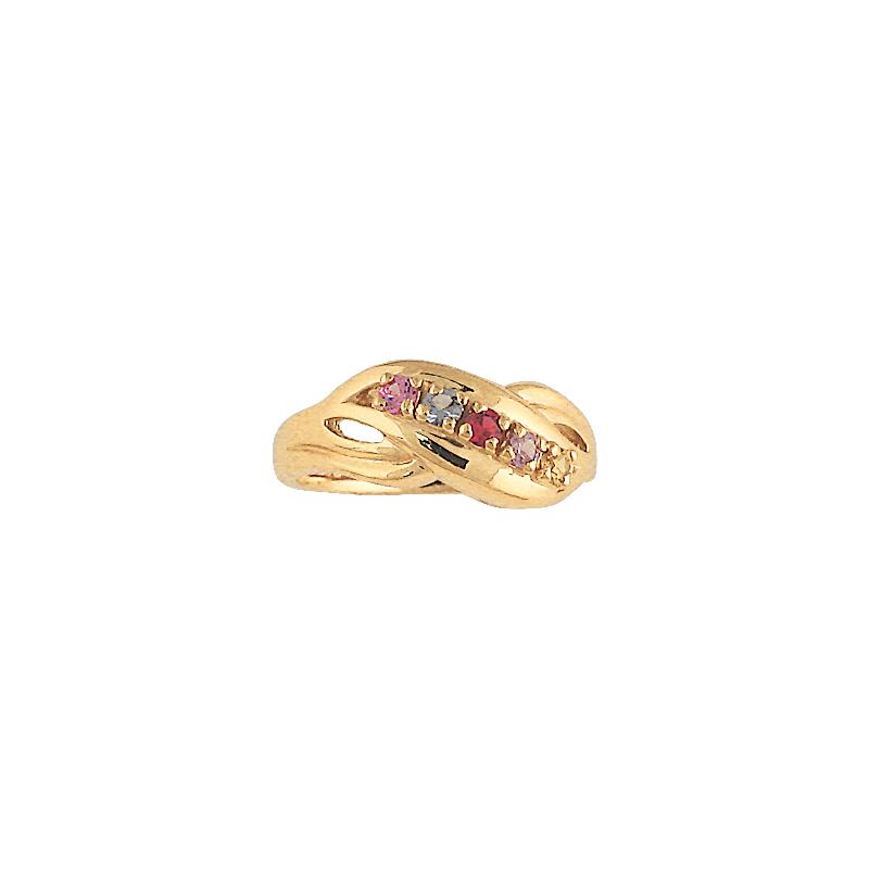 Cadman Catalog Family Ring F2554