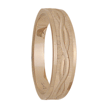 6mm tapered 306 Mens Wedding Band