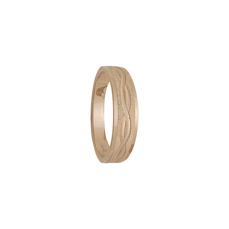 Cadman Catalog 6mm tapered 306 Mens Wedding Band