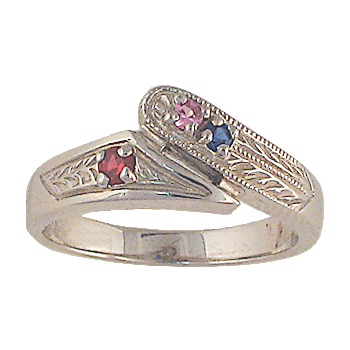Daughter's Pride Ring 2274-GEN
