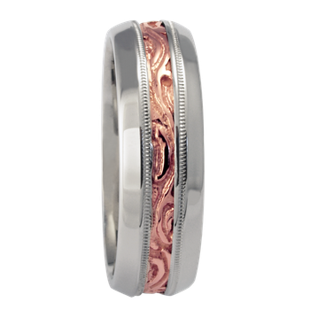 6.5mm 1T034 Ladies Comfort Curve Wedding Band