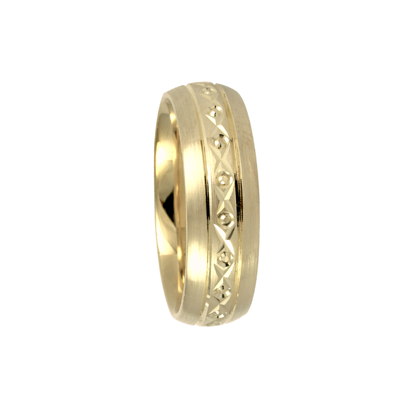Cadman Catalog 6mm 7T74 Ladies Comfort Curve Wedding Band