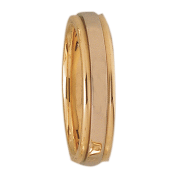 4mm DF4T01 Ladies Wedding Band