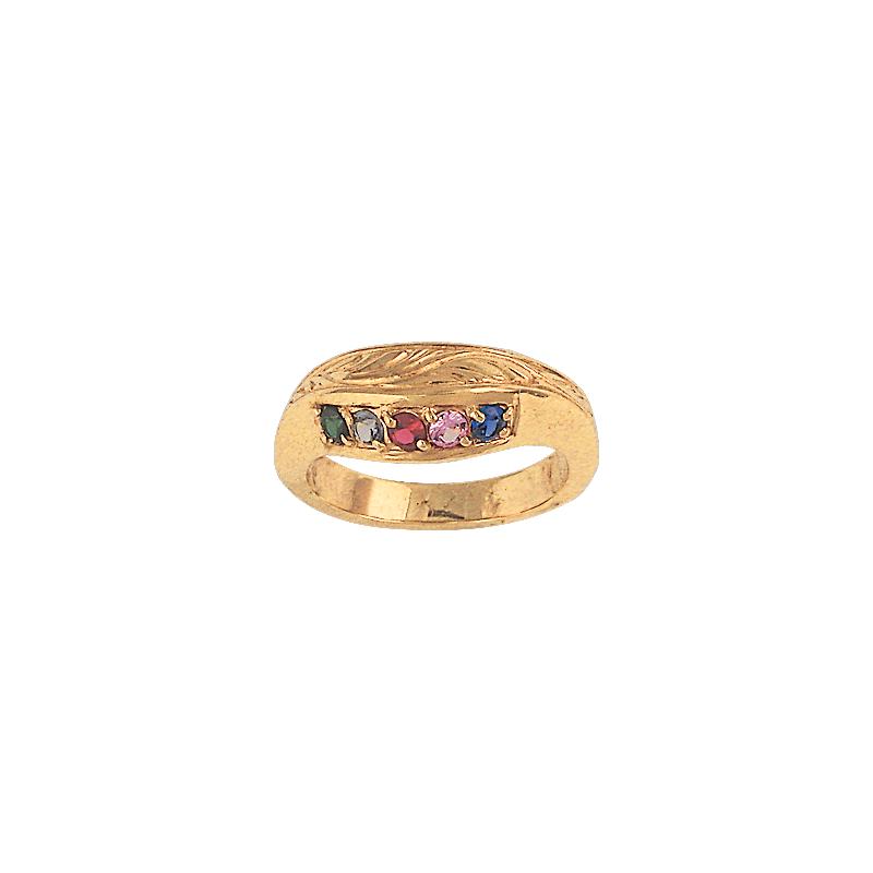 Cadman Catalog Family Ring F2567