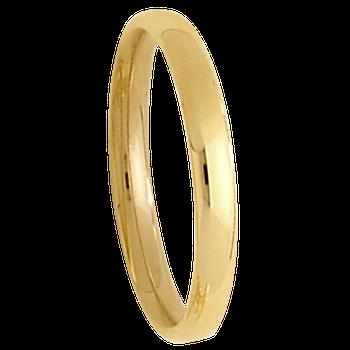 3mm 3T18 Tiffany Comfort Curve Mens Wedding Band