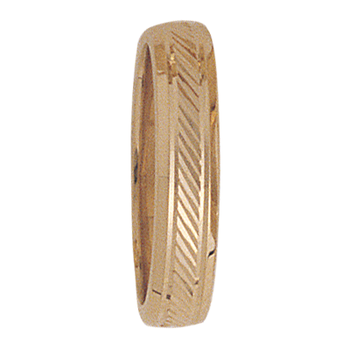 4mm 3T11 Ladies Wedding Band