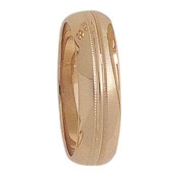 6mm 1T94 Ladies Wedding Band