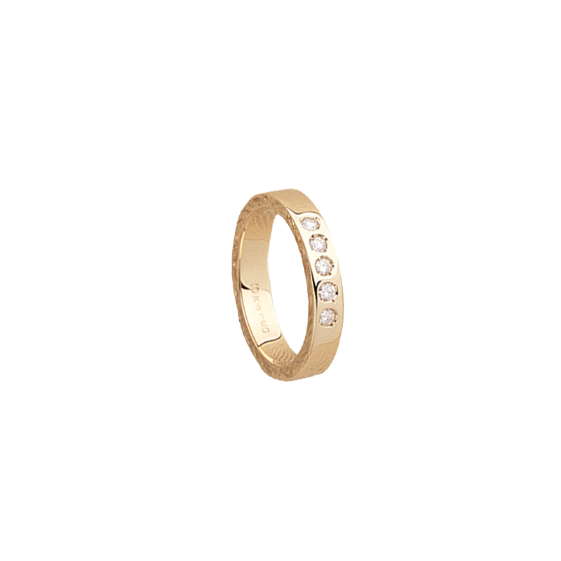 Cadman Catalog 4mm 5563D Ladies Wedding Band