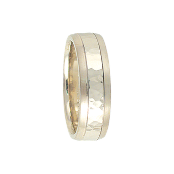 7mm 6T56 Mens Comfort Curve Wedding Band