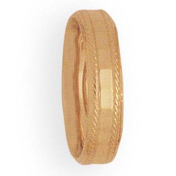 5mm 3T89 Ladies Comfort Curve Wedding Band