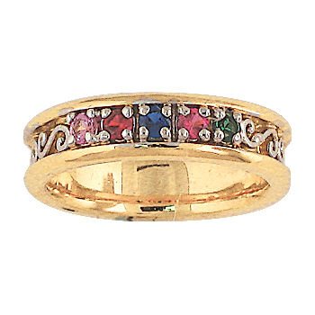 Family Ring F2581