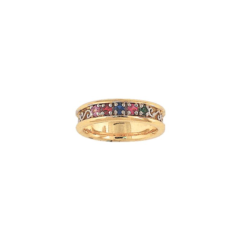 Cadman Catalog Family Ring F2581