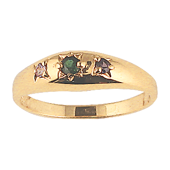Daughter's Pride Ring C297-GEN