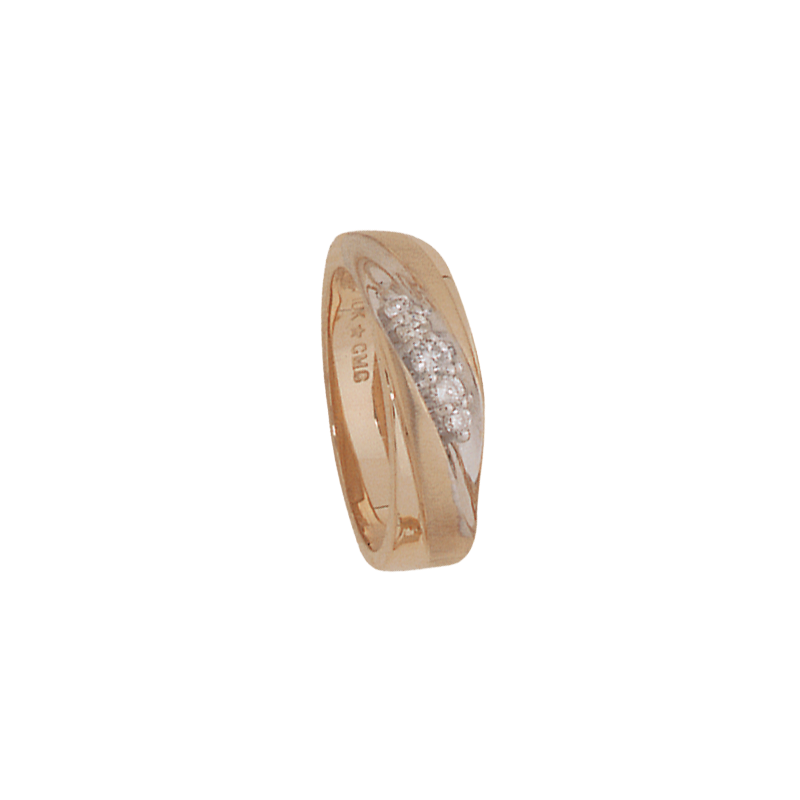 Cadman Catalog 4mm 5175 Ladies Tapered  Wedding Band