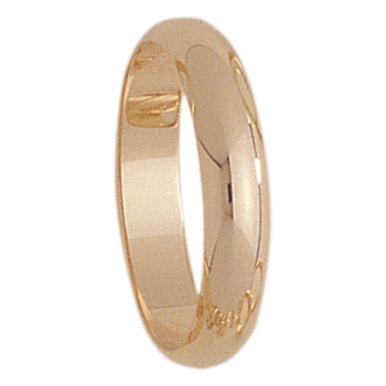 4.5mm 450 Mens Tiffany Wedding Band