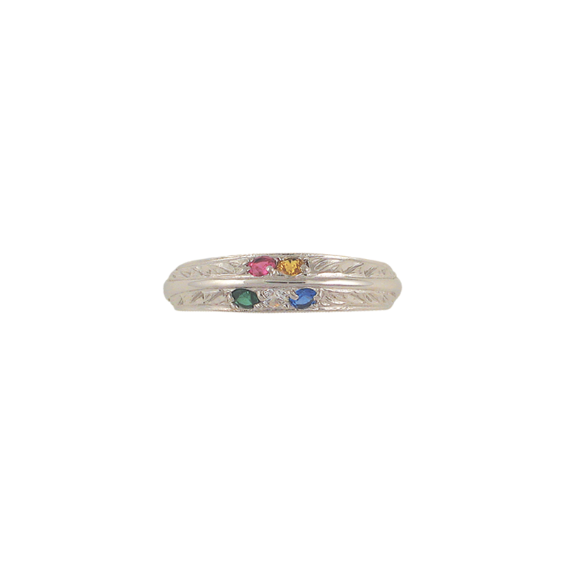 Cadman Catalog Family Ring F2577