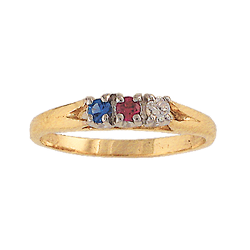 Daughter's Pride Ring 1879-GEN