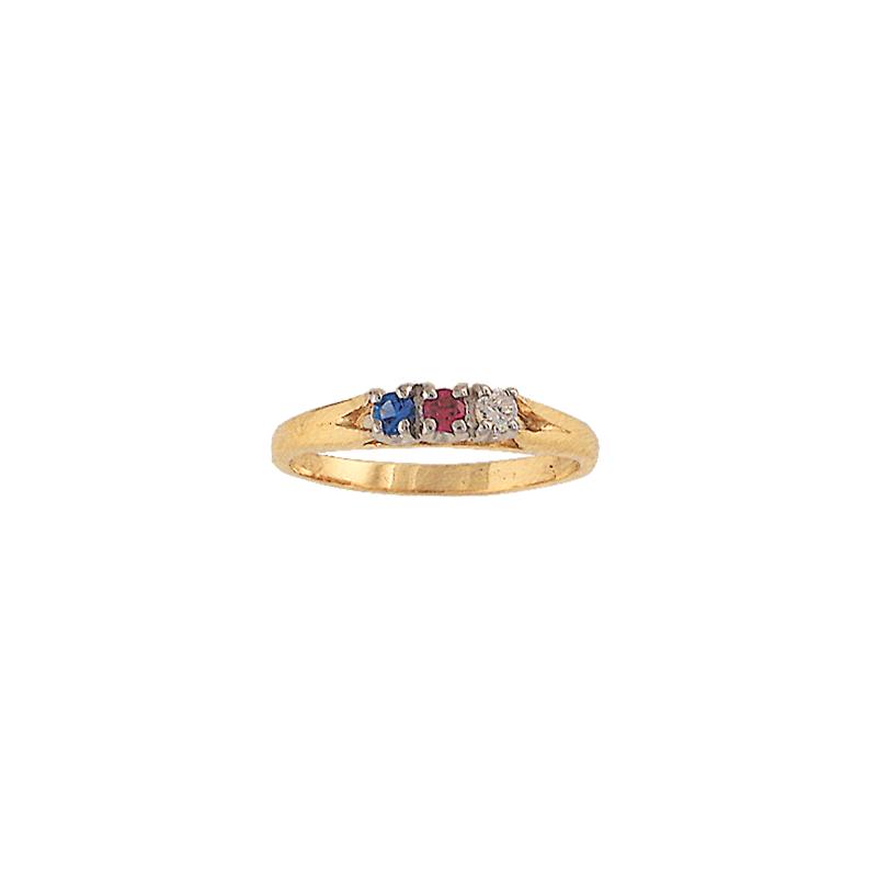 Cadman Catalog Daughter's Pride Ring 1879-GEN