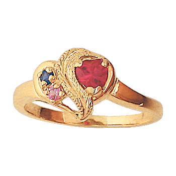 Daughters Pride Ring 2275-GEN