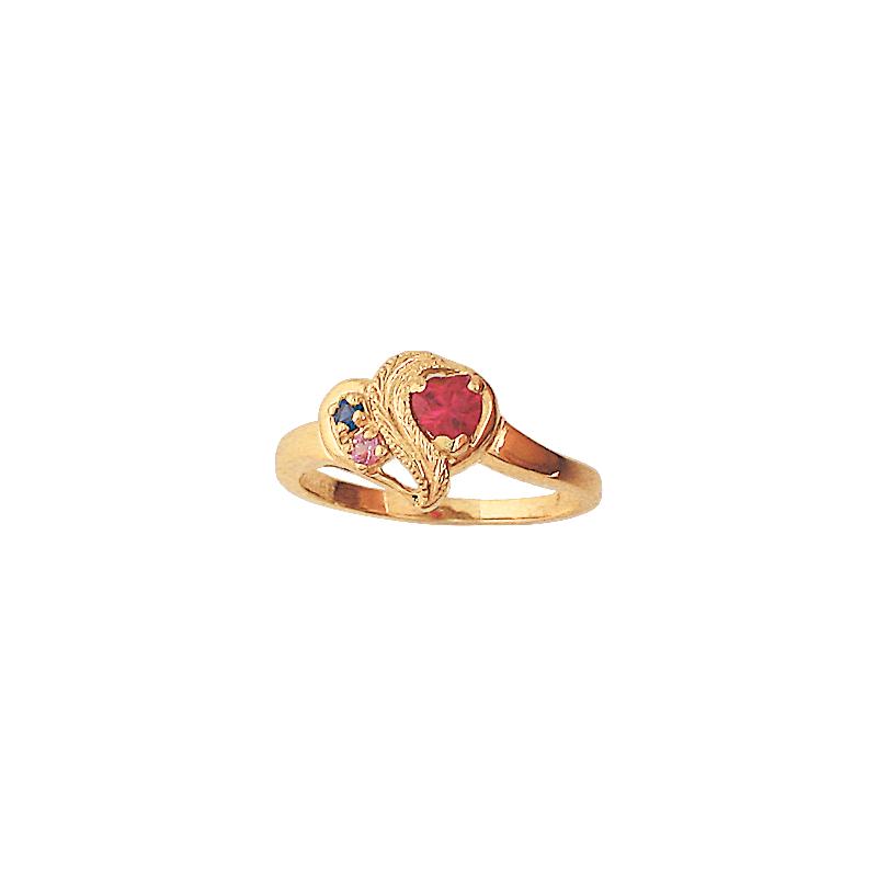Cadman Catalog Daughters Pride Ring 2275-GEN