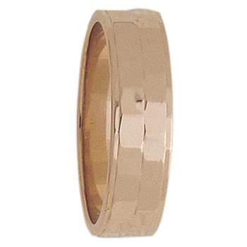 6mm 1T68 Mens Wedding Band