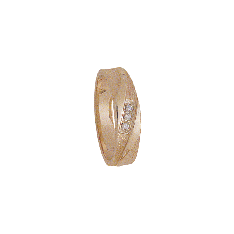 Cadman Catalog 5 mm 5044 Ladies Tapered Wedding Band