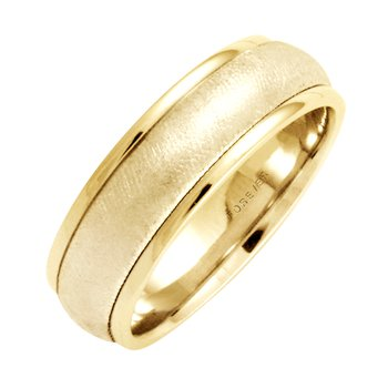 6mm 1T070 Ladies Comfort Curve Wedding Band