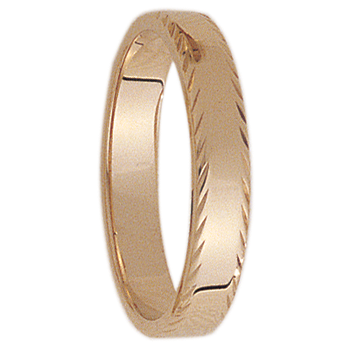 4mm WCT26 Mens Wedding Band