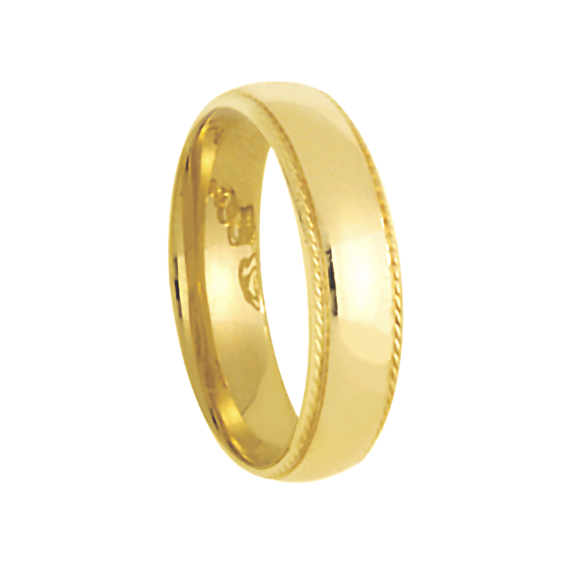 Cadman Catalog 6T18A Mens Wedding Band