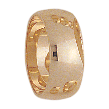 8mm 800 Ladies Tiffany Wedding Band