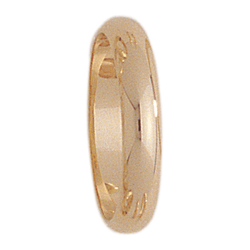 3.8mm 380 Mens Tiffany  Wedding Band