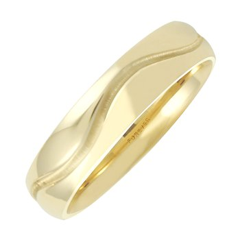 5mm 6T94 Ladies Comfort Curve Wedding Band