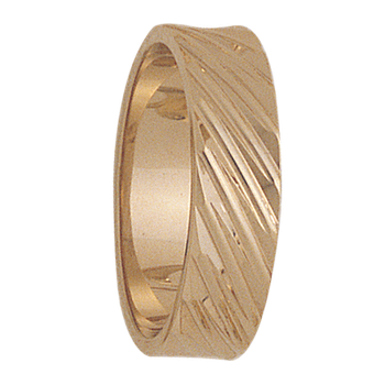 6mm 2T76 Mens Wedding Band