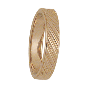 4mm 2T77 Ladies Wedding Band