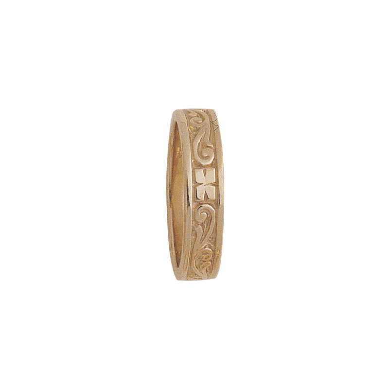 Cadman Catalog 5mm WU70 Mens Wedding Band
