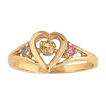Daughter's Pride Ring 1934