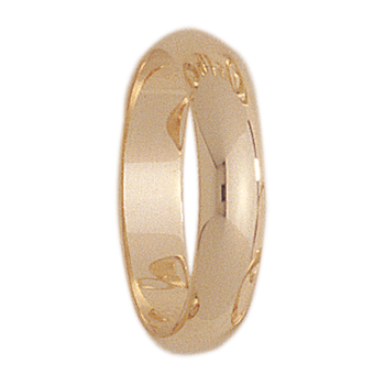 5mm 500 Mens Tiffany Wedding Band