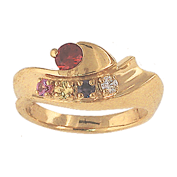 Family Ring F2557-GEN