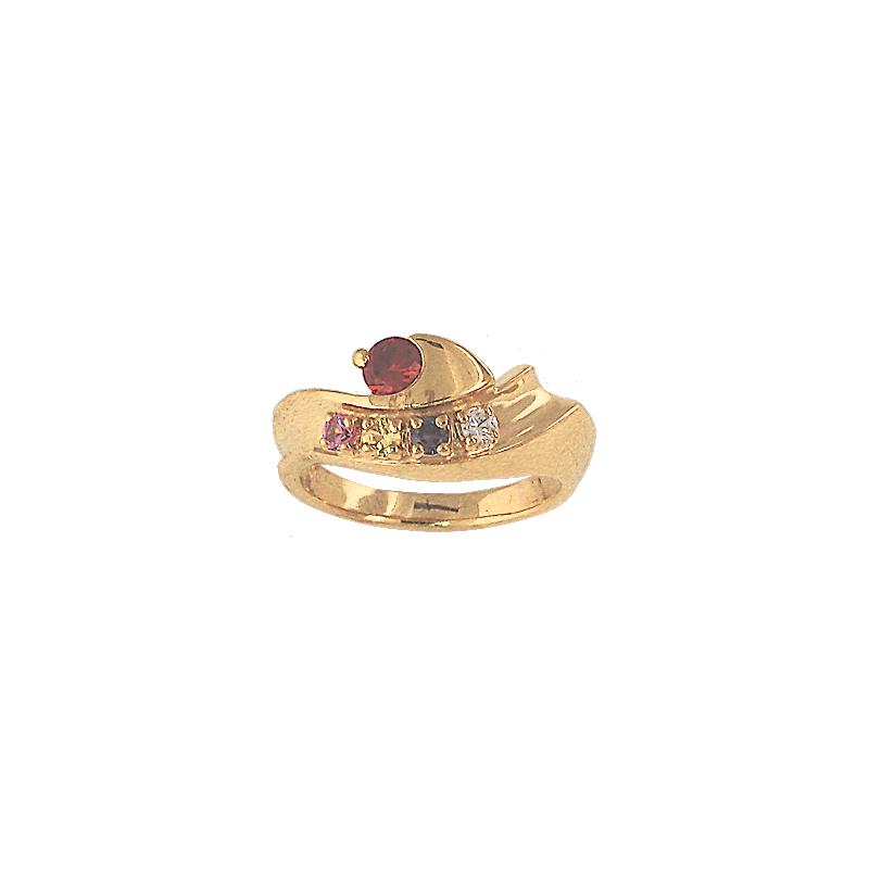 Cadman Catalog Family Ring F2557-GEN