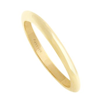 2mm 200 Ladies Tiffany Wedding Band