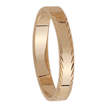 3mm WCT26 Ladies Wedding Band