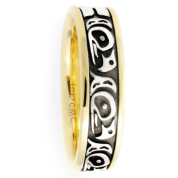 6.5mm 5664 Ladies Aboriginal Series Band