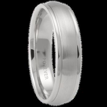 6mm 6T58 Mens Comfort Curve Wedding Band