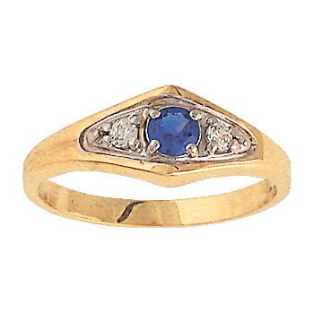 Daughter's Pride Ring 1877
