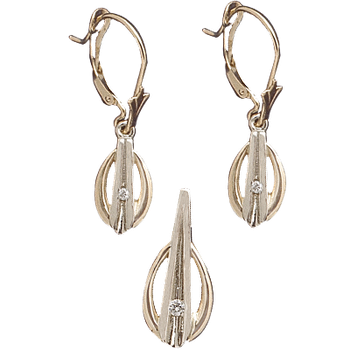 Earring & Pendant PD27