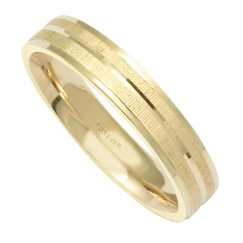 4mm 1T023 Ladies Comfort Curve Wedding Band
