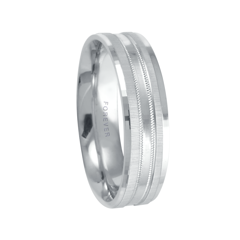 Cadman Catalog 6mm 1T074 Mens Comfort Curve Wedding Band